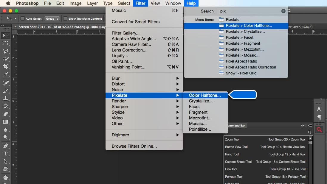 how to create menu bars in dream weaver cc