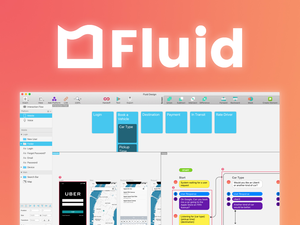 Fluid Design Tool Tile Image